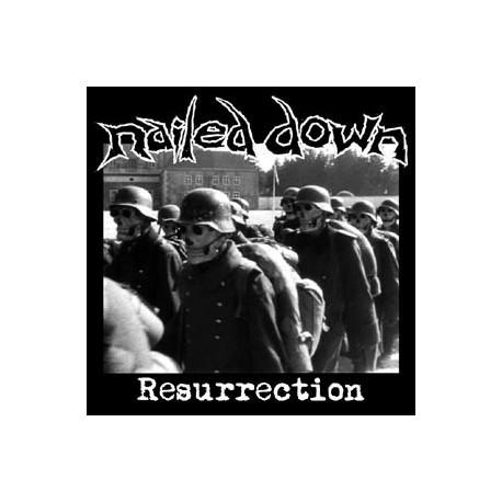 "NAILED DOWN - Resurrection3 x 7"""