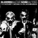 "BASTARD NOISE / BLOODRED BACTERIA - From Zero To Hero And Blackwards 12"""