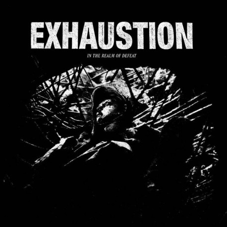 EXHAUSTION - In the realm of defeat - 12""