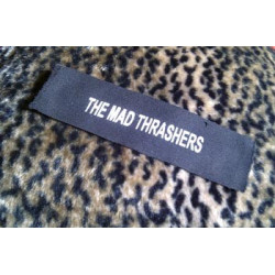 THE MAD THRASHERS - patch