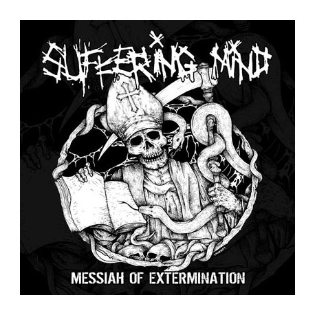 SUFFERING MIND - Messiah Of Extermination - 12""