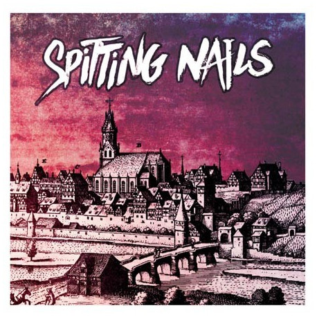 SPITTING NAILS - s/t 12""