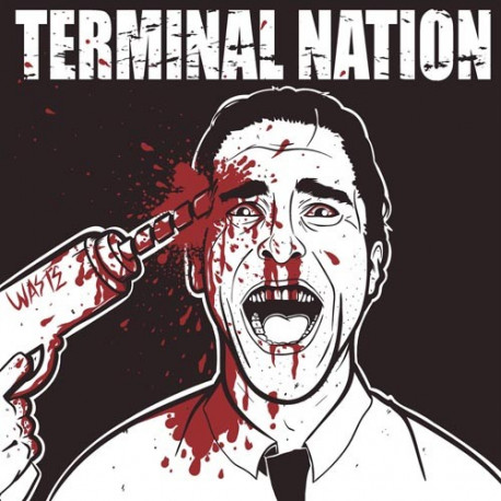 TERMINAL NATION - s/t 7""