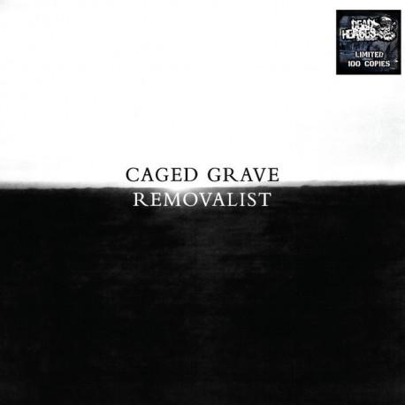 """CAGED GRAVE/ REMOVALIST - split 7"""""""