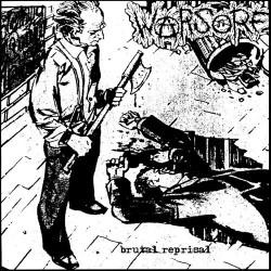 """WARSORE - Brutal Reprisal - 7"""""""