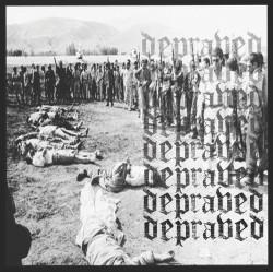 """DEPRAVED - Demo 2016 - 7"""""""