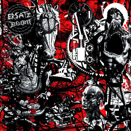 "BOOM // ERSATZ - Split 7"""