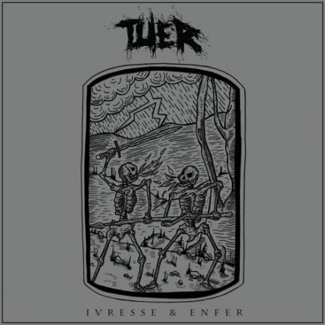 """TUER - Ivresse & enfer - 12"""""""