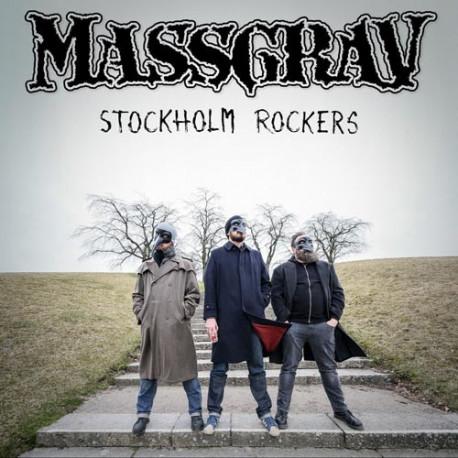"""MASSGRAV - Stockholm Rockers - 12"""""""