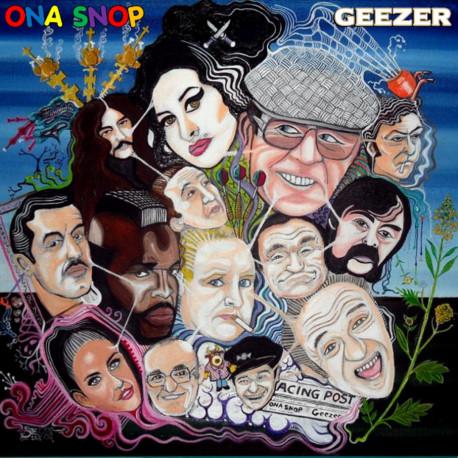 """ONA SNOP - Geezer - 12"""""""
