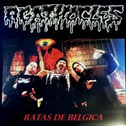 "AGATHOCLES // USA LA TUA RABBIA - Split 7"""