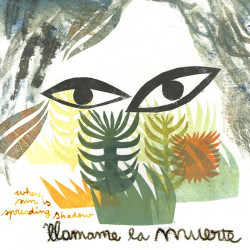 LLAMAME LA MUERTE - Where sun is spreading shadow - 12""