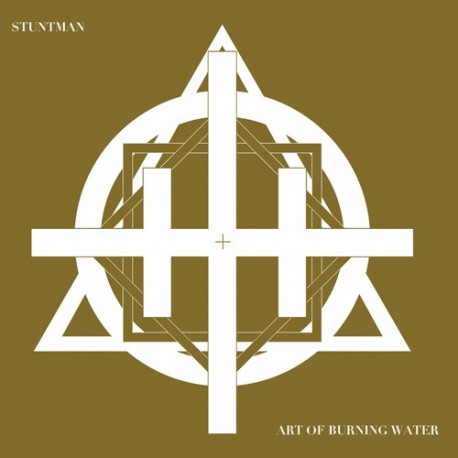STUNTMAN // ART OF BURNING WATER - Split 7""