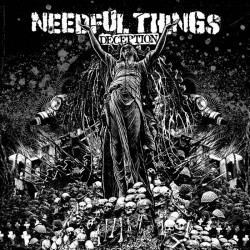 NEEDFUL THINGS - Deception - 12""