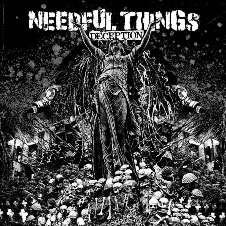 "NEEDFUL THINGS - Deception - 12"""