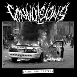 "CONVULSIONS // NOGODRETHORIC - split 7""EP"