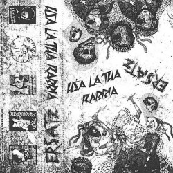 USA LA TUA RABBIA // ERSATZ - Split Tape