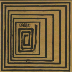 """GARAPAL - Buried in dirt - 7""""EP Limited Edition"""