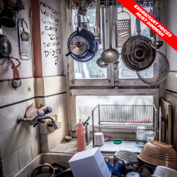 "EXORBITANT PRICES MUST DIMINISH // NOTHING CLEAN - split 7""EP"