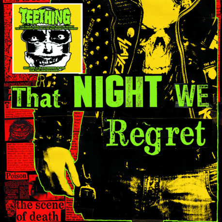 "TEETHING - That night we regret - 12""EP"