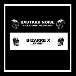 """BASTARD NOISE // BIZARRE X - split 12""""EP"""