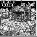 "BLACK CODE / LUST FOR DEATH - split 7"""