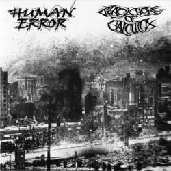 "BLACK HOLE OF CALCUTTA // HUMAN ERROR split 7"""