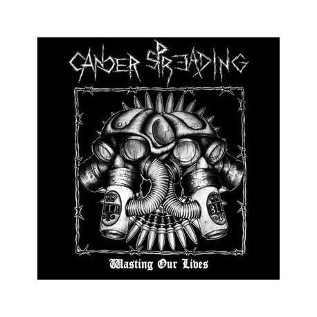 "CANCER SPREADING // DRUNKARDS split 7"""