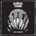 "GASMASK TERRÖR - Like daggers 7"""