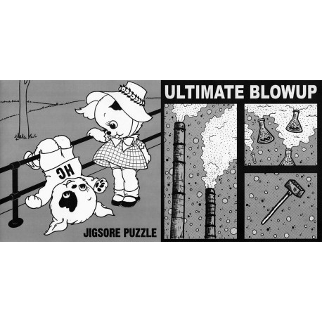 "JIGSORE PUZZLE // ULTIMATE BLOWUP - split 7"""