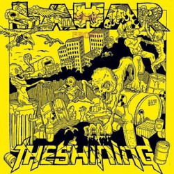 LAHAR // THE SHINING split 7""