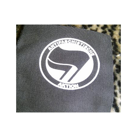 ANTIFASCHISTISCHE ACTION - patch