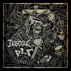 "NASHGUL / P.L.F. - split 7"""