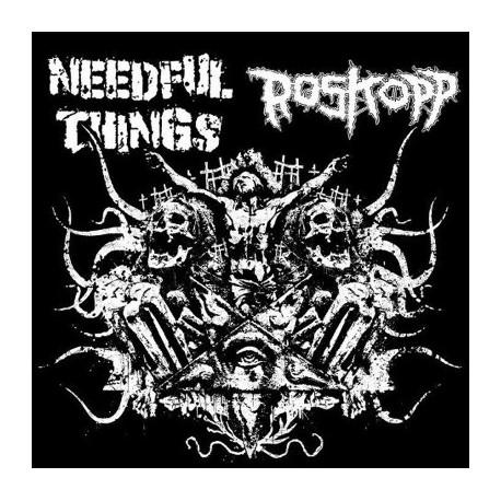 """NEEDFUL THINGS / ROSKOPP - Split 7"""""""
