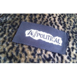 A//POLITICAL - patch