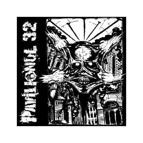 """PAVILIONUL 32 // LA SOCIETE ELLE A MAUVAISE HALEINE split 7"""""""