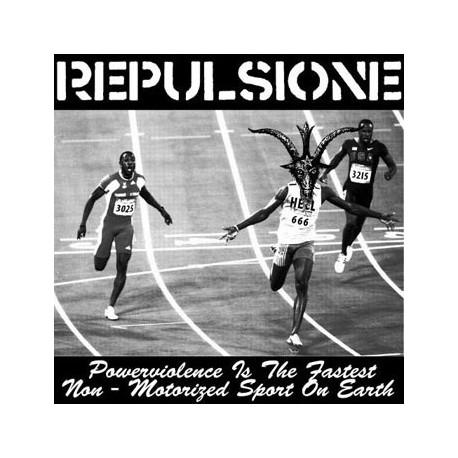"""REPULSIONE // SMG split 7"""""""
