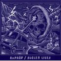 "STOLEN LIVES // RAPSÖD - split 7"""