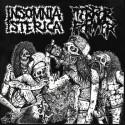 "TERROR FIRMER // INSOMNIA ISTERICA - split 7"""