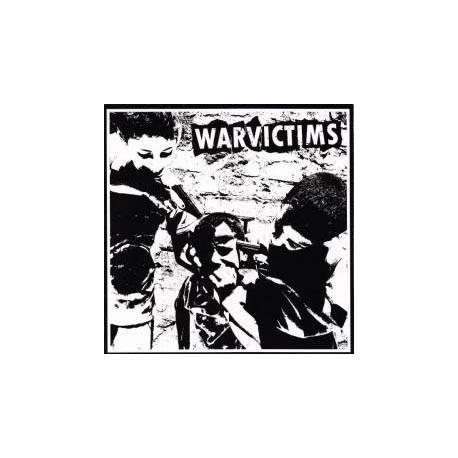 "WARVICTIMS // SISTEMA DE ANIQUILACION split 7"""