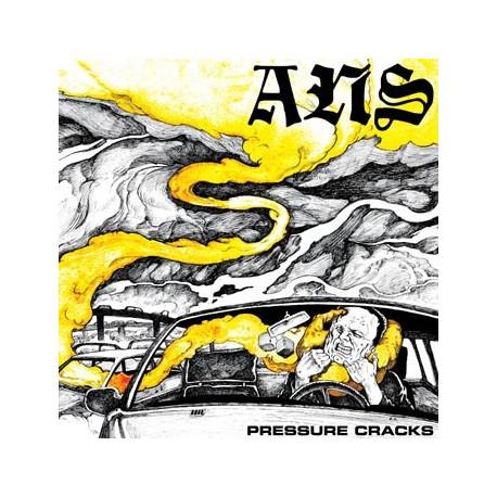 """A.N.S. Pressure Cracks 12"""""""