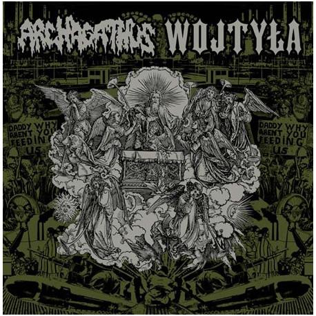 """ARCHAGATHUS // WOJTYLA - split 12"""""""