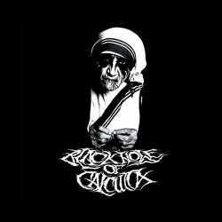 "BLACK HOLE OF CALCUTTA - Myth of Progress 12"" + 1 patch free"