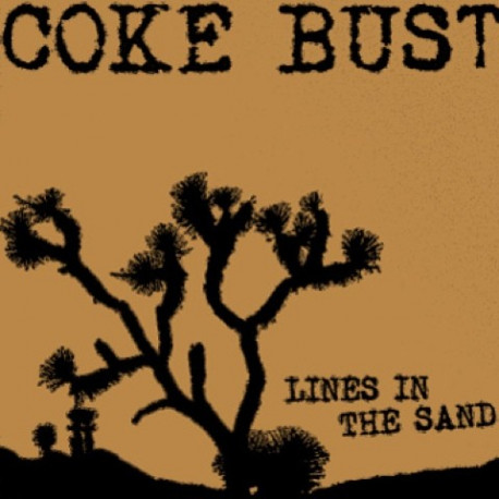 """COKE BUST Lines in the Sand 12"""""""