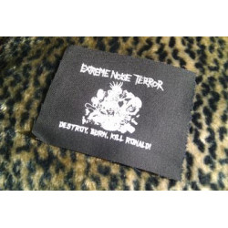 EXTREME NOISE TERROR - patch