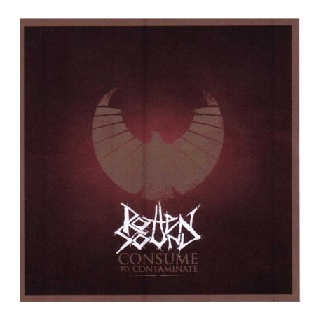 ROTTEN SOUND - Consume To Contaminate 12""