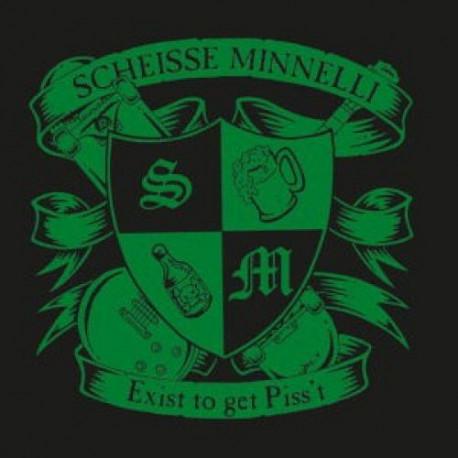 """SCHEISSE MINNELLI - Exist To Get Piss't 12"""""""