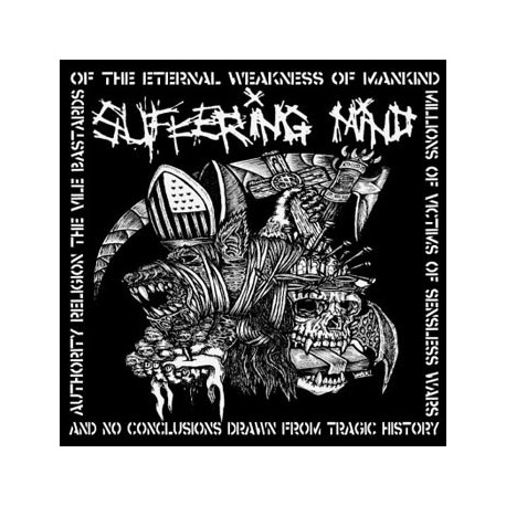 SUFFERING MIND s/t 12""