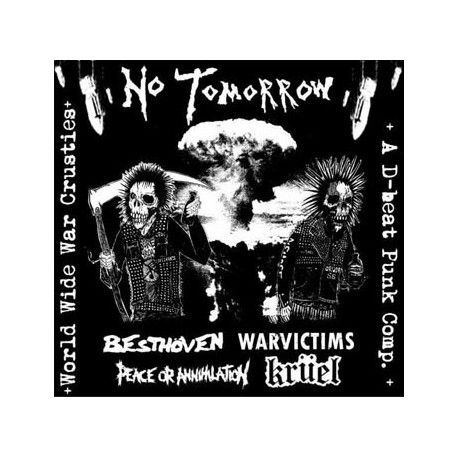 "V/A NO TOMORROW 4 way 12"""