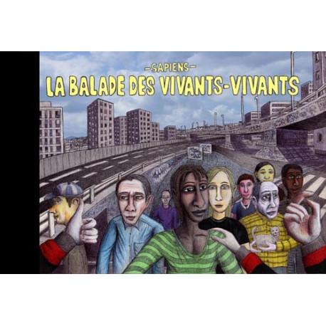 LA BALADE DES VIVANTS-VIVANTS